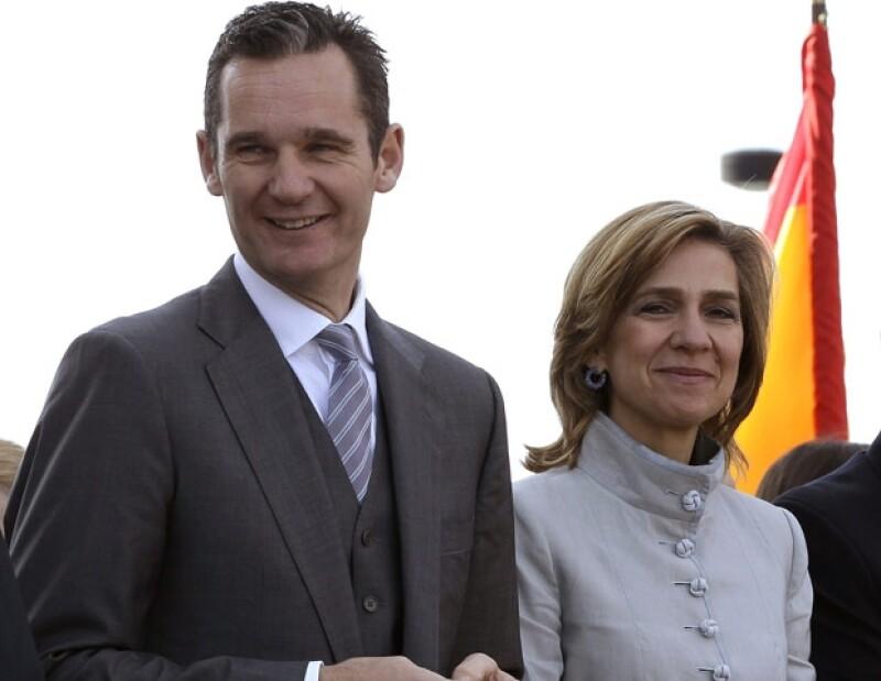 Iñaki y Cristina procrearon cuatro hijos, Juan, Pablo, Miguel e Irene.