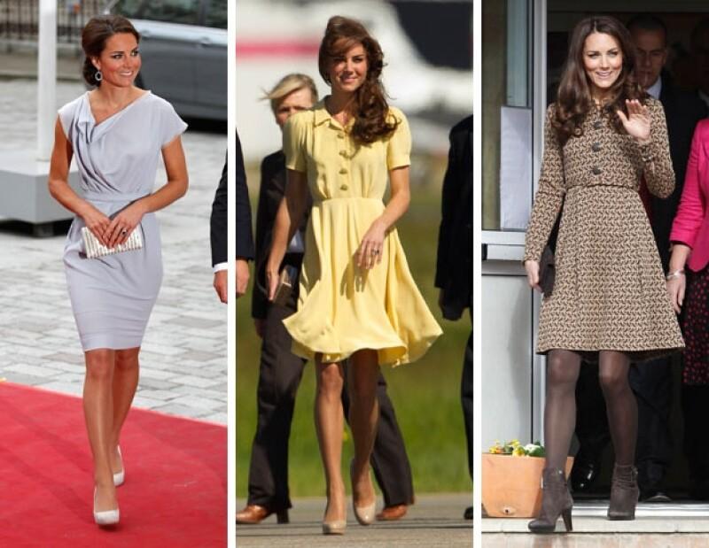 La obsesión con el estilo de la Duquesa de Cambridge sigue creciendo. ¿El resultado más reciente? Una aplicación para vestirse como ella.