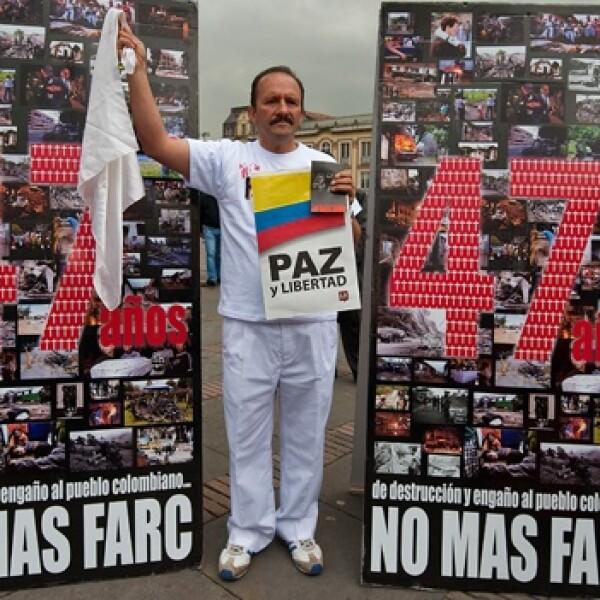 GUERRILLA, FARC, COLOMBIA, SOCIEDAD