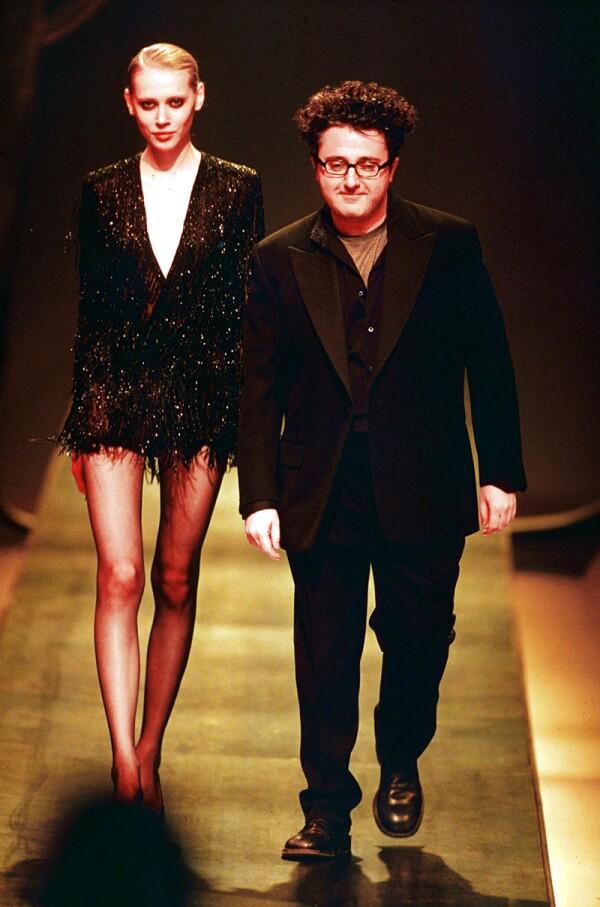 ALBER ELBAZ AND COLLETTE PECHEKHONOVA.- 1999