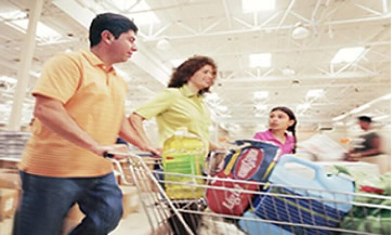 México es el segundo país más importante en América Latina en compra de bienes de consumo. (Foto: Getty Images)