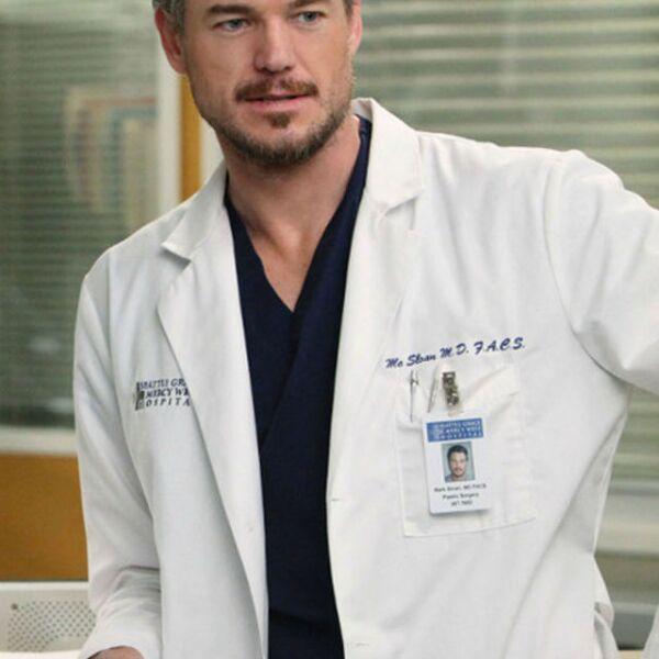 Dos doctores no son suficientes, por eso Eric Dane y su atractivo maduro nos enamoraron como McSteamy en Greys Anatomy.