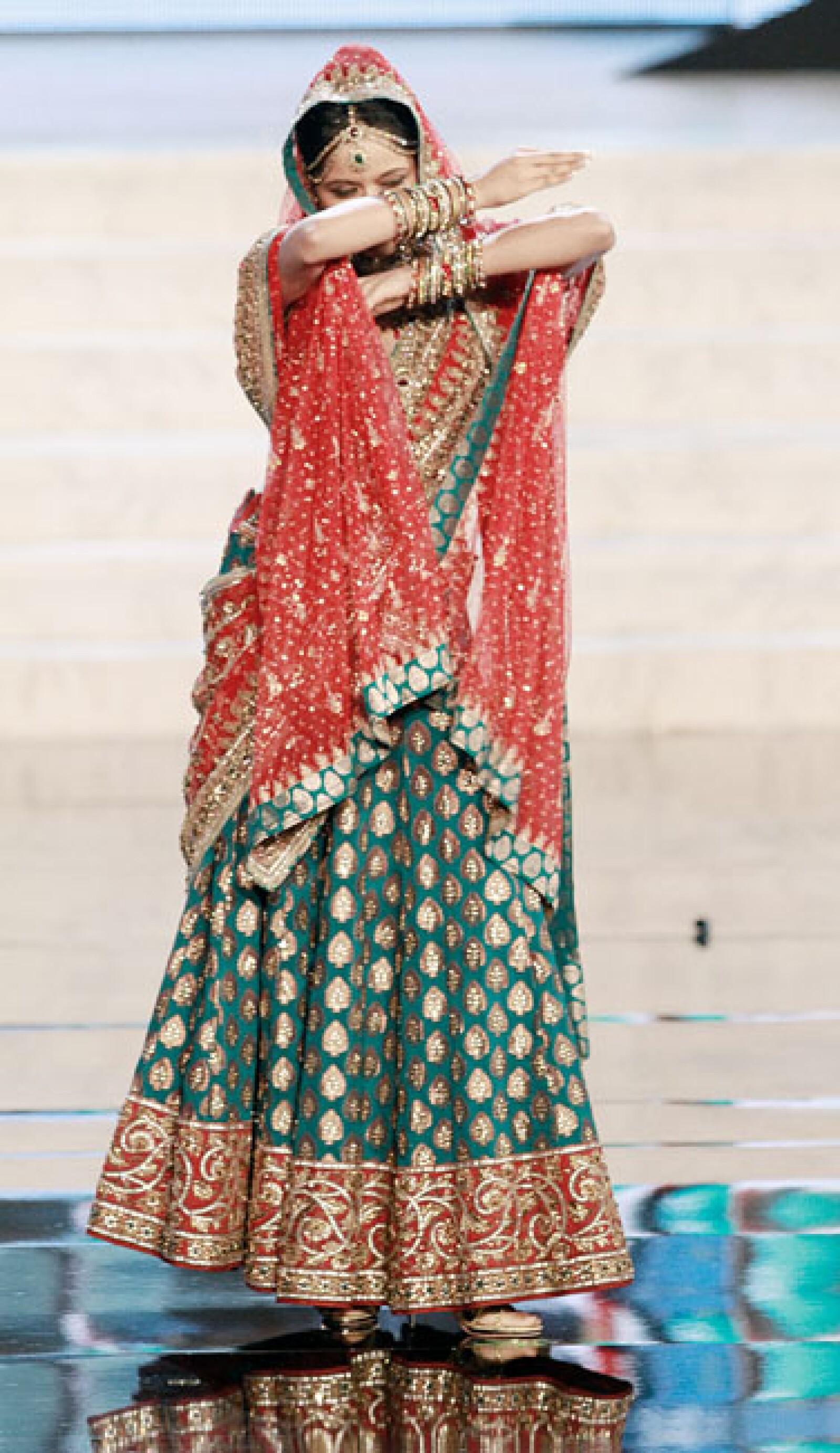 Miss India, Shilpa Singh.