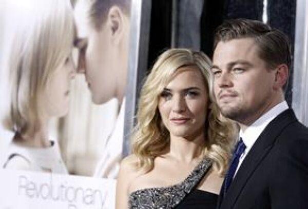 Kate Winsley y Leo DiCaprio vuelven a ser pareja en una película después de 11 años.