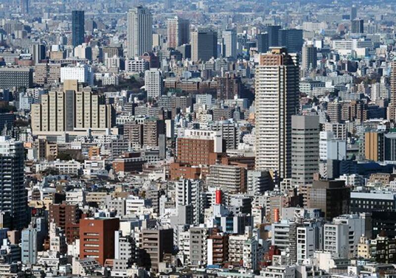 Tokio saturado