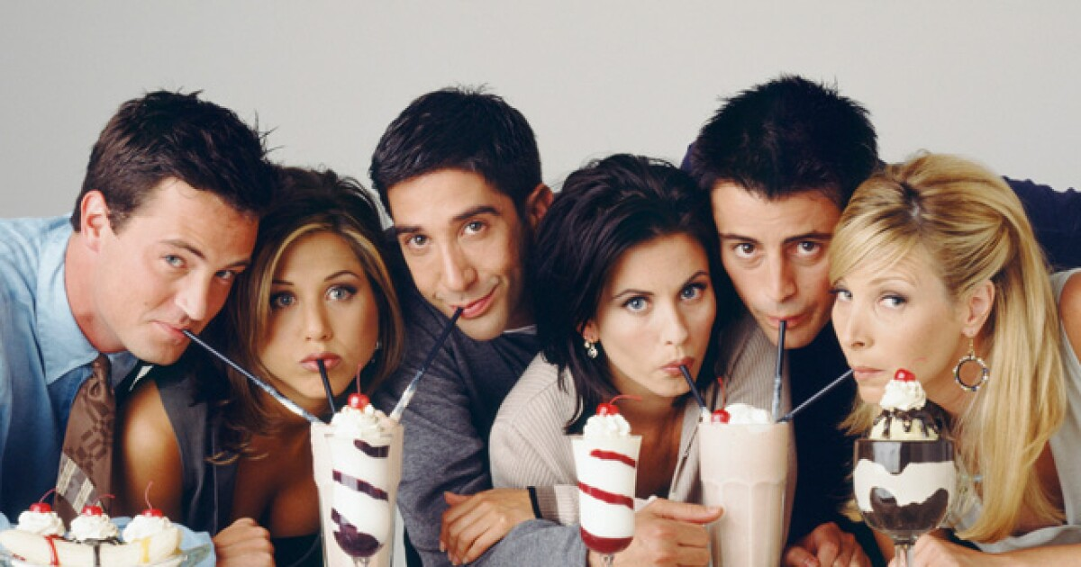 This is what the cast of 'Friends' charged for their reunion