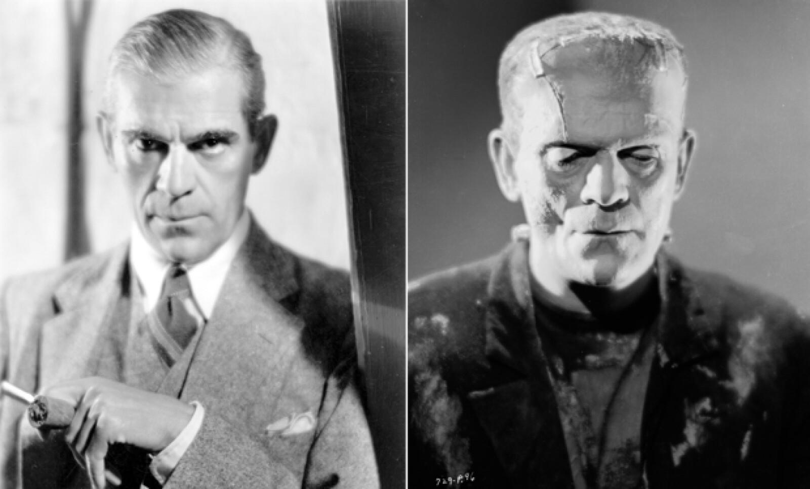 Boris Karloff le debe su estatus de leyenda a la caracterización que lo convirtió en Frankenstein. Un trabajo de maquillaje bastante impresionante para los años 30.