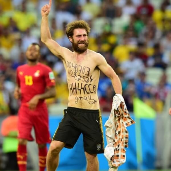 Ghana vs Alemania
