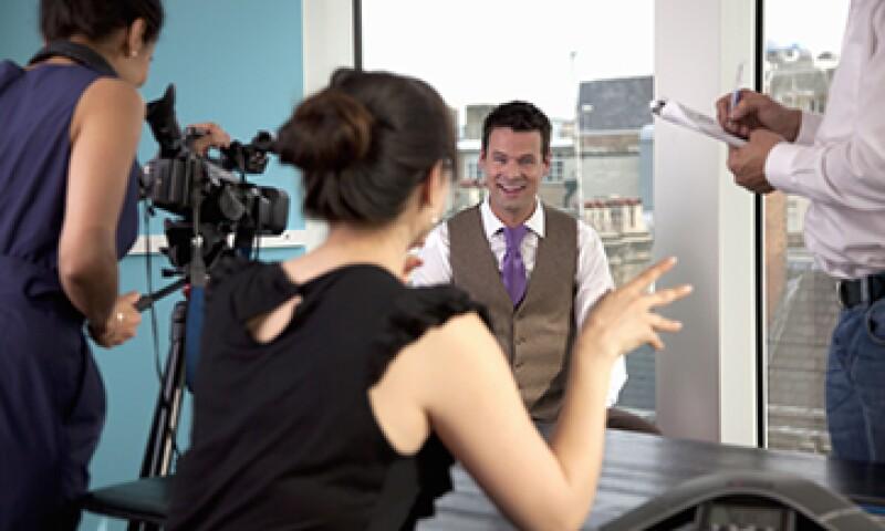 La producción de un video institucional debe ser de calidad profesional para que tenga alto impacto en los colaboradores. (Foto: Getty Images)