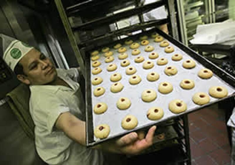 En México hay 38,000 panaderías artesanales (Foto: AP)