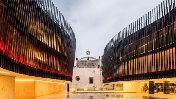 Palacio de la Música Mexicana, la Obra del Año 2019
