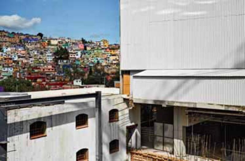 Restauración del Antiguo Molino de La Unión, Toluca