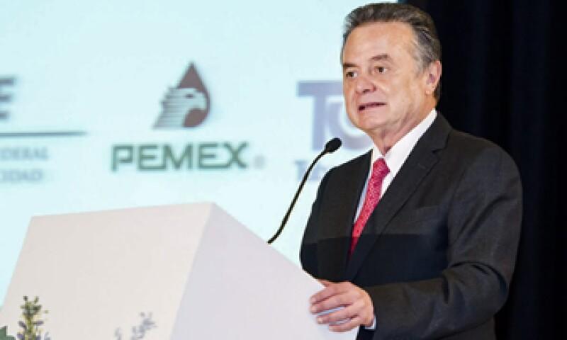 México no está influyendo en la baja de los precios del petróleo, según el Secretario de Energía. (Foto: Cuartoscuro )