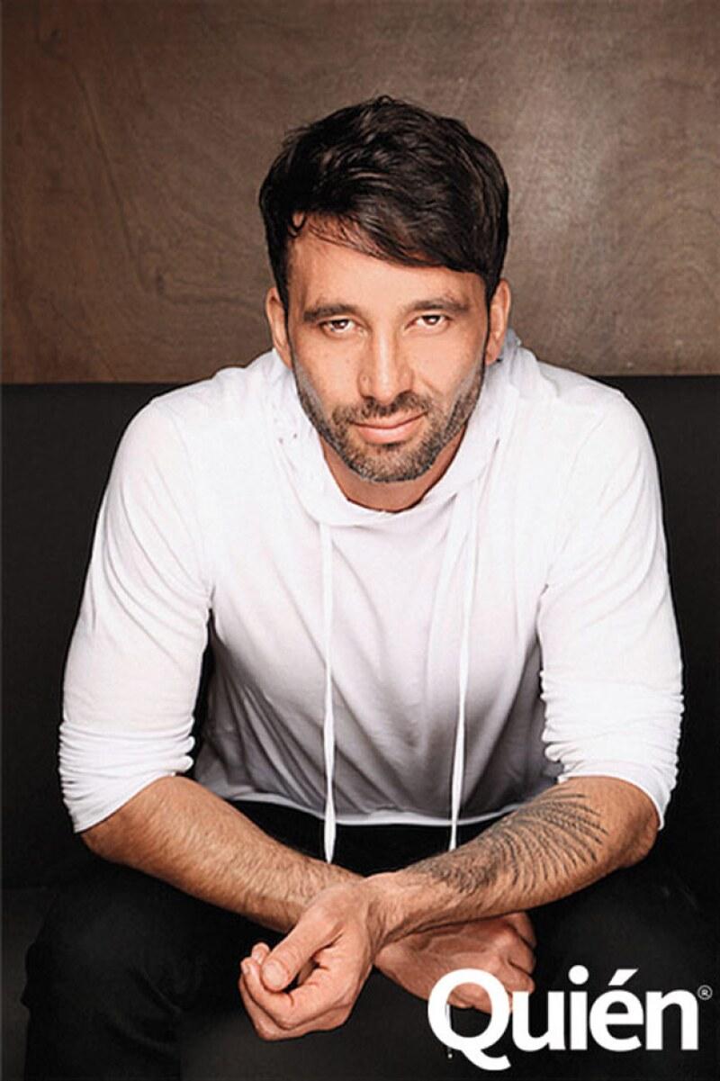 Cory Crespo, empresario dirige la agencia Coloürs.