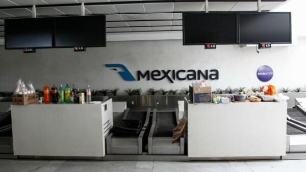 Mexicana Aviacion aeropuerto