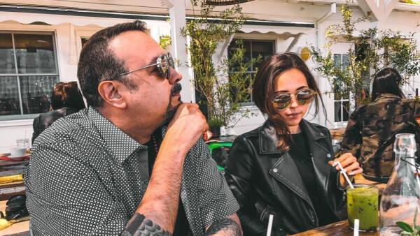 Pepe y Aneliz Aguilar
