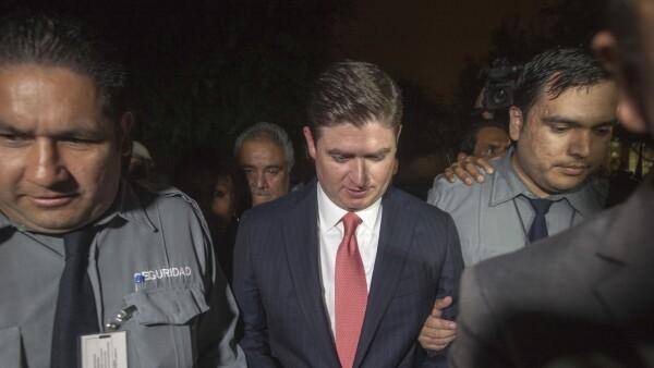 Rodrigo Medina no podrá salir del país