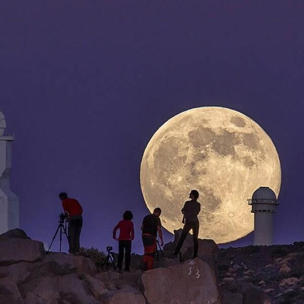 Santa Cruz Tenerife astronomos instituto astrofisica