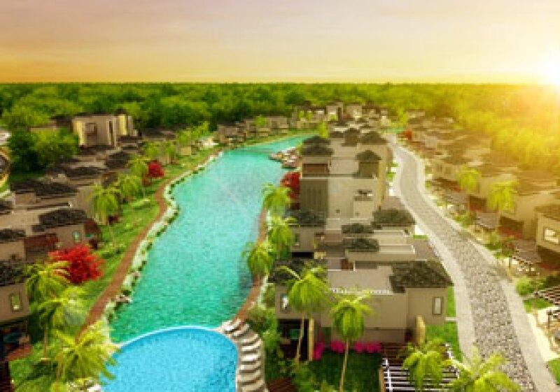 Las 54 villas del conjunto Harmoni formarán parte de Yucatán Country Club. (Foto: Cortesía Yucatán Country Club)