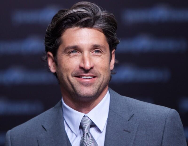 El actor, mejor conocido como el doctor Derek Shepherd de la serie `Grey´s Anatomy´, ayudó a un joven que se estrelló cerca de su casa de Malibú, California.