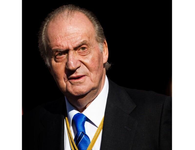 El rey Juan Carlos fue operado recientemente.