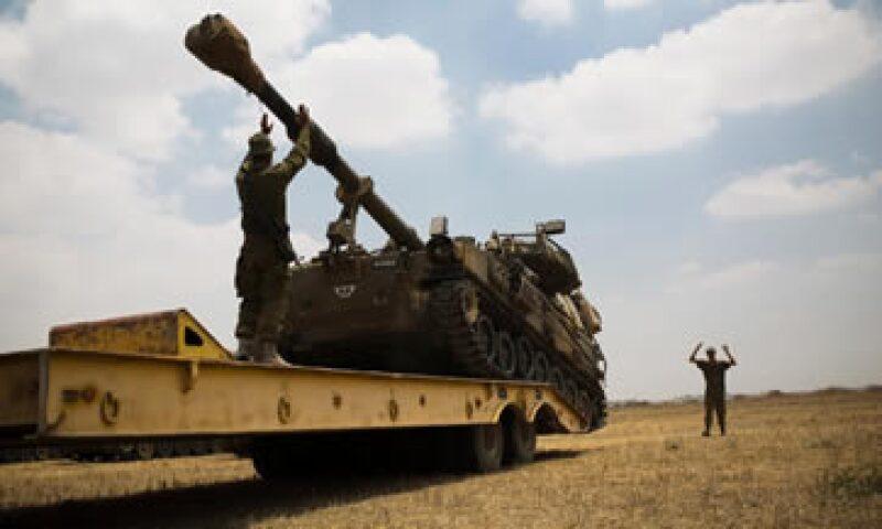 Israel llamó a 65,000 reservistas a la ofensiva en Gaza. (Foto: Reuters)