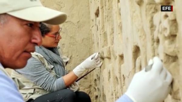 Perú celebra estos descubrimientos arqueológicos en Chan Chan