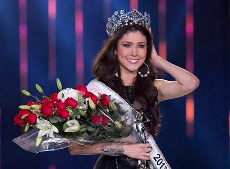 La morelense Daniela Álvarez, de 19 años, se posicionó entre las 10 finalistas de Miss Mundo 2014.