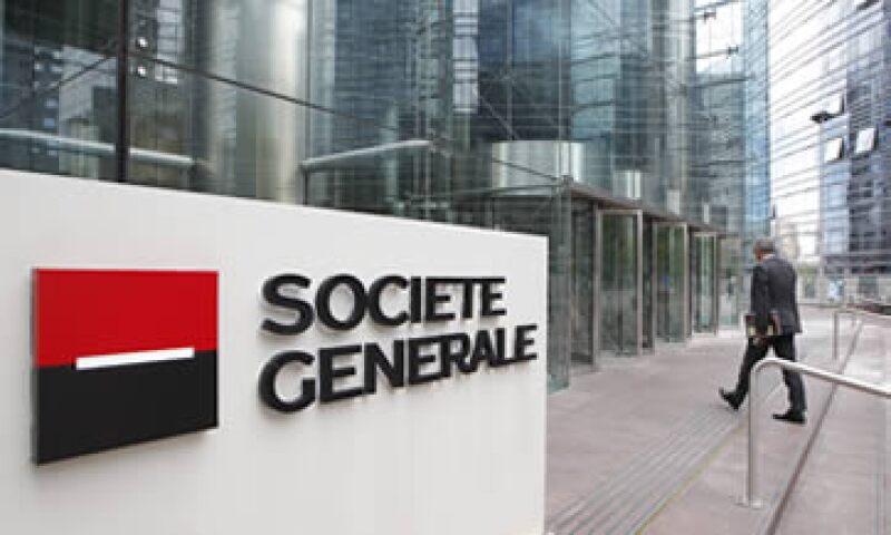 Desde mediados del 2007, el SocGen ha perdido 52,000 mde en su valor de mercado, que ahora está en 12,000 mde, menor al de Christian Dior. (Foto: Reuters)