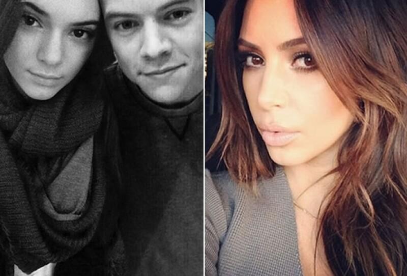 Últimamante todo el mundo está hablando de la relación de Kendall y Harry.