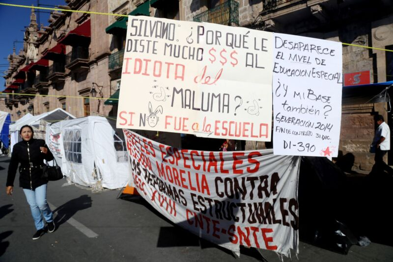 CNTE ichoacán