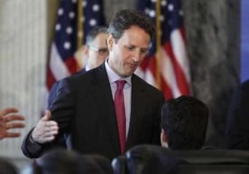 El secretario del Tesoro estadounidense participa en un encuentro bilateral con funcionarios de China.  (Foto: Reuters)