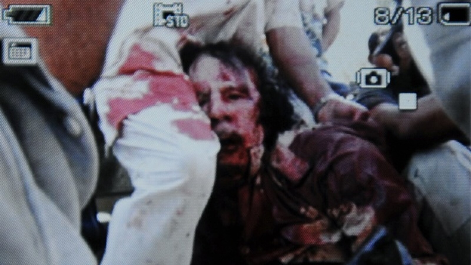 Libia - Gadhafi - muerte