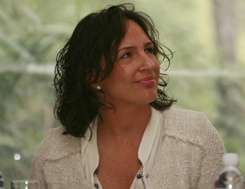 La directora de Fundación Origen promueve una campaña decembrina que busca ayudar a las mujeres víctimas de maltrato familiar.