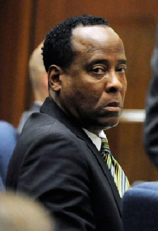 Conrad Murray ya fue sentenciado.