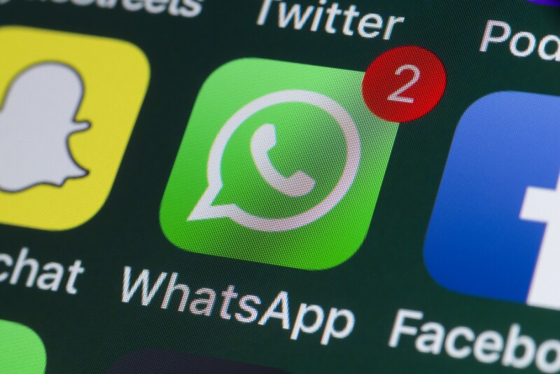 WhatsApp India elección