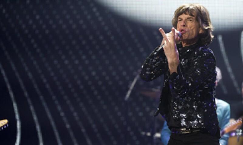 Mick Jagger, de 69 años, dijo que está envejeciendo y tener presentaciones en vivo puede ser difícil. (Foto: AP)