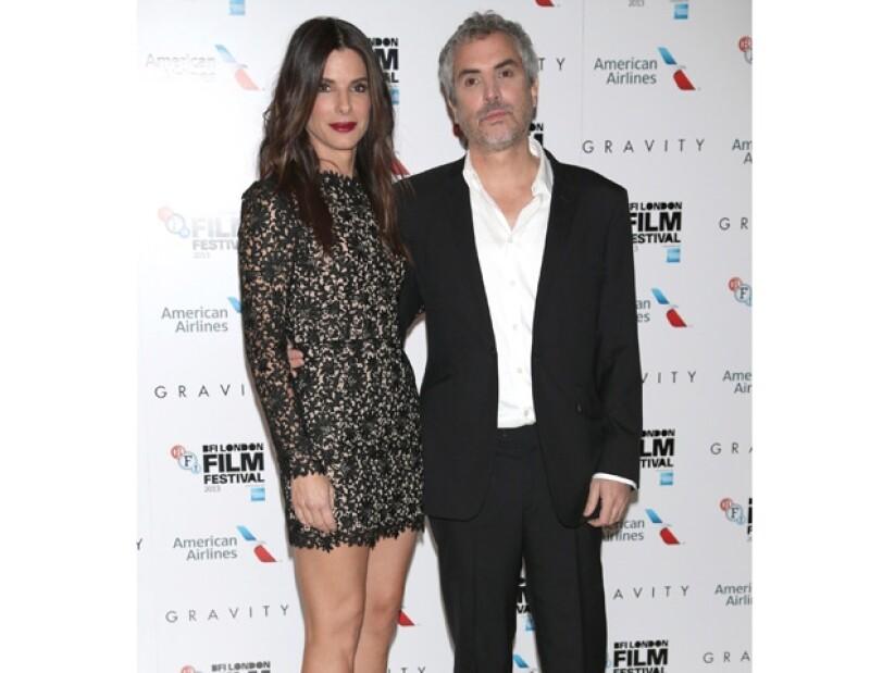 La película de Alfonso Cuarón competirá por: mejor película, mejor película británica, mejor director, mejor actriz, entre otras.