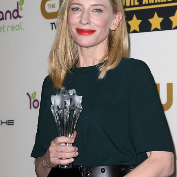 Cate Blanchet.