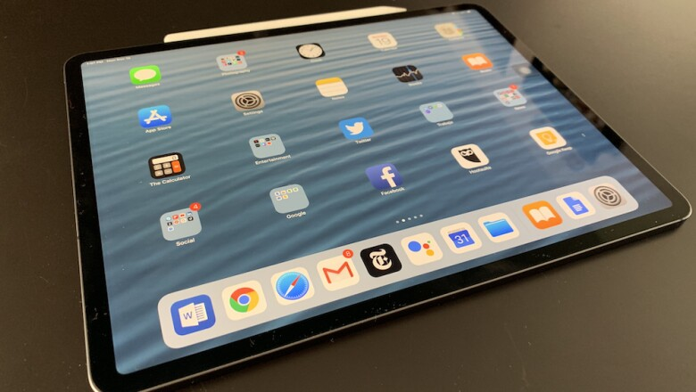 Nuevo diseño iPad Pro