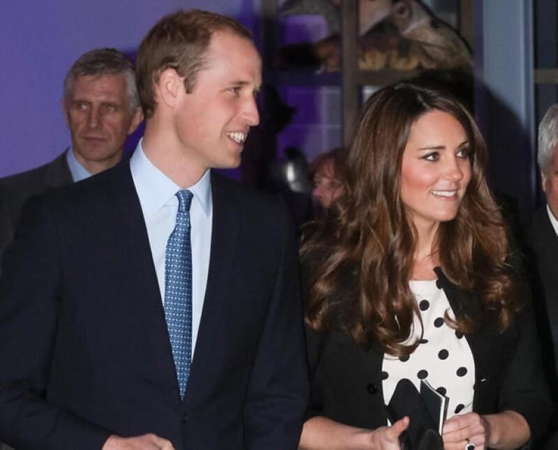 La pareja recibió un regalo al igual que la Princesa Victoria de Suecia y Daniel Westling cuando nació la princesa Estelle.