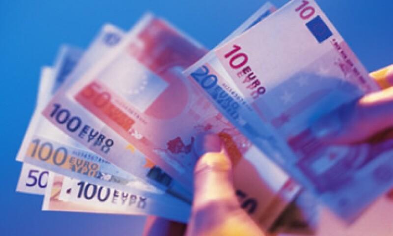 El euro también subió frente al yen, alcanzando un máximo de dos meses de 103.00 yenes. (Foto: Thinkstock)