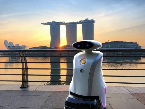 Robots Singapur
