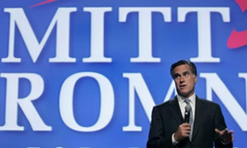 Las donaciones reflejan el apoyo a Mitt Romney, asegura el partido. (Foto: AP)
