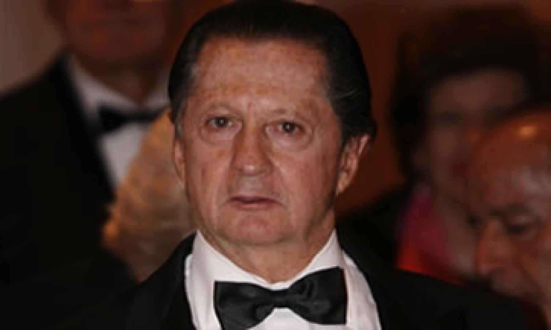 El director de Nadro, Pablo Escandón Cusi, cayó 3 lugares en el ranking 2011 de Los 100 Empresarios más Importantes de México, respecto a 2010. (Foto: Marco Vallejo)