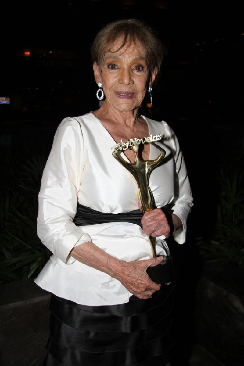"""La artista, que fue famosa por participar en telenovelas como """"Usurpadora"""" y """"Amor bravío"""" , murió, confirmó la televisora en la que trabajaba."""