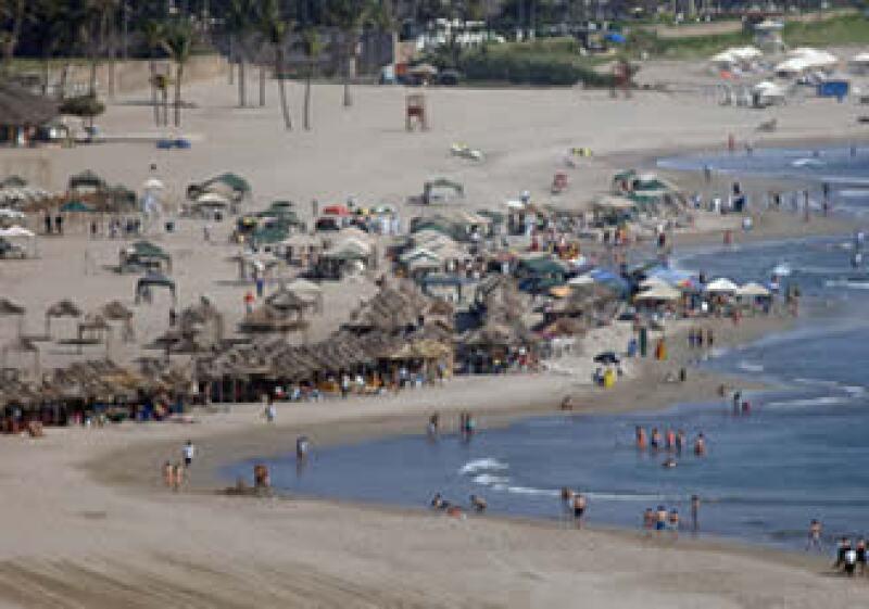 Concanaco estima que arribarán 2.3 millones de turistas durante las fiestas navideñas y de fin de año. (Foto: Notimex)