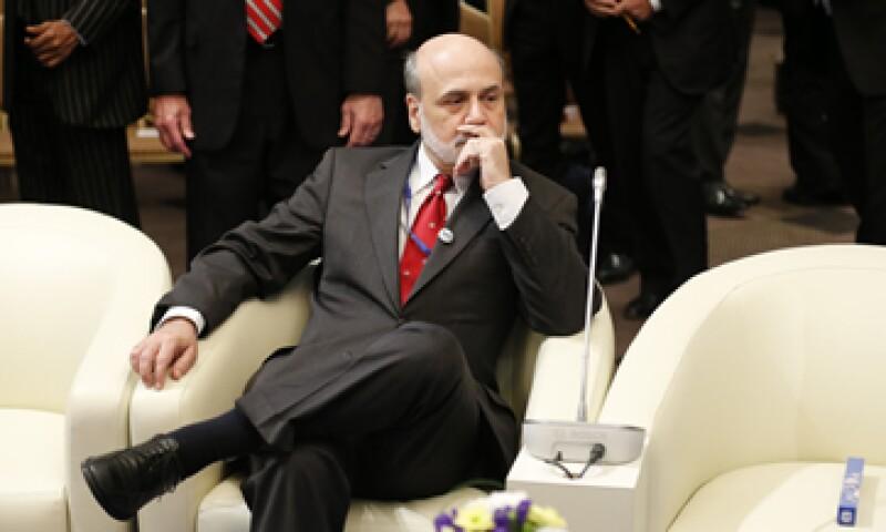 Bernanke pronunció su discurso durante una conferencia en Tokio. (Foto: Reuters)