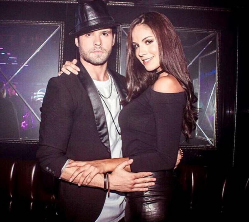 El actor ha comenzado a compartir fotos con Vanessa López, su nuevo romance, una modelo originaria de Sonora.