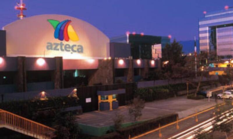 TV Azteca señala que en el periodo enero-marzo sus ventas netas sumaron 2,417 millones. (Foto: Toma da de Gruposalinas.com)